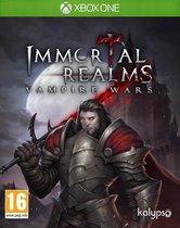 Immortal Realms - Vampire Wars - Xbox One