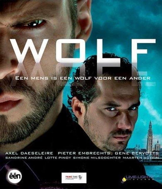 Cover van de film 'Wolf'