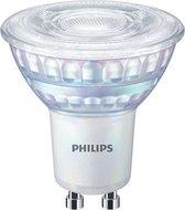 PHILIPS - LED Spot - Set 2 Stuks - Classic C90 36D - GU10 Fitting - DimTone Dimbaar - 3.8W - Warm Wit 2200K-2700K   Vervangt 50W