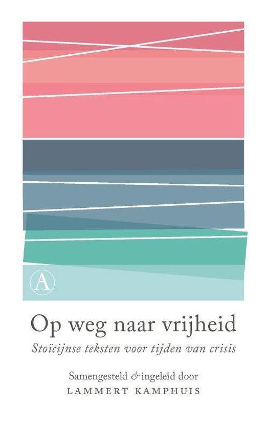 Boek cover Op weg naar vrijheid van Lammert Kamphuis (Hardcover)
