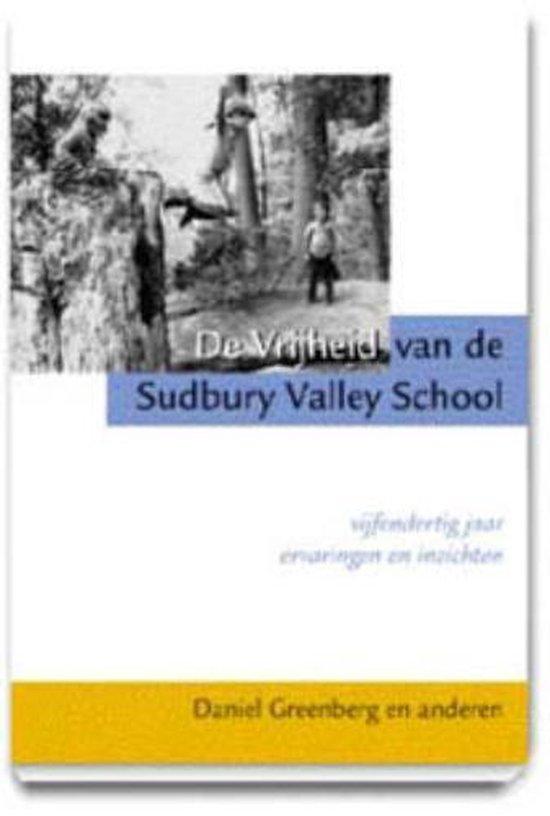 De Vrijheid Van De Sudbury Valley School / Druk 1