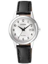 Citizen FE1081-08A horloge - Zilverkleurig - 29 mm