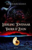 Omslag Leerling Tovenaar Vader & Zoon