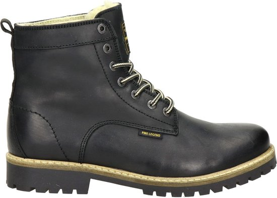 PME Legend Stratorib heren veterboot - Zwart - Maat 43