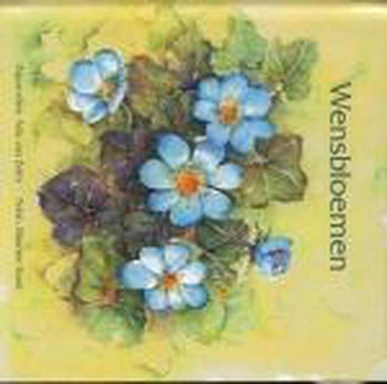 Cover van het boek 'Wensbloemen'