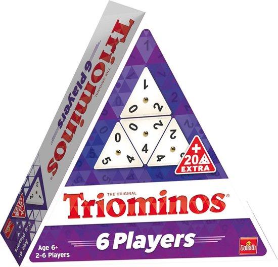 Triominos 6 Spelers - Familiespel