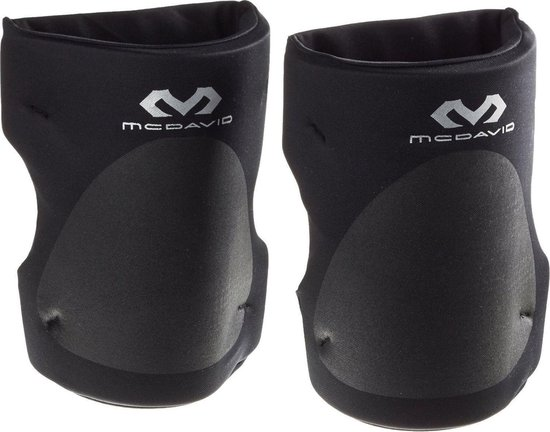 McDavid 646 Volleyball Kniebeschemer - Zwart - Medium - McDavid