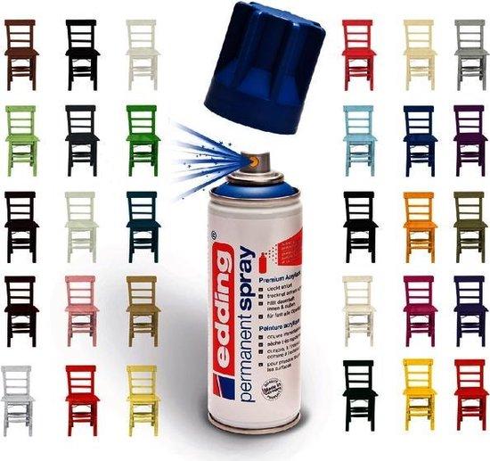 edding Permanent Spray - Spuitbus verf - Kleur: goud, mat