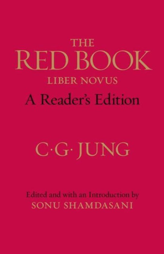 Boek cover The Red Book : A Readers Edition van C. G. Jung (Hardcover)