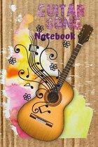 Guitar Songs Notebook