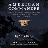Omslag American Commander