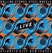 Steel Wheels Live (4LP) (Coloured Vinyl)