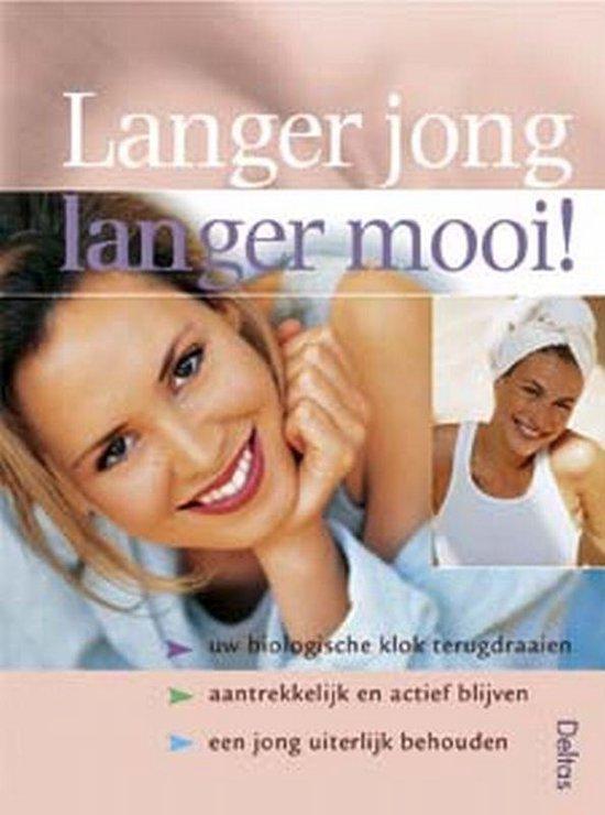 Cover van het boek 'Langer jong langer mooi'