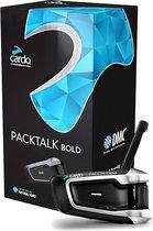 Cardo Packtalk Bold JBL Duo  - Motor communicatiesysteem - Bluetooth - 1600 Meter - 2 Stuk(s)