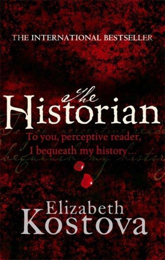 Boek cover The Historian van Elizabeth Kostova