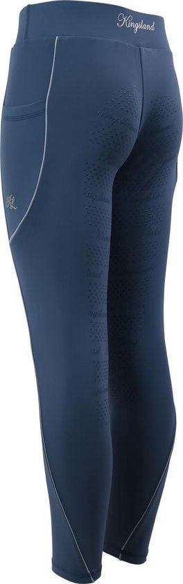 Kingsland Rijlegging  Klkemmie Full Grip Kids - Blue - 116