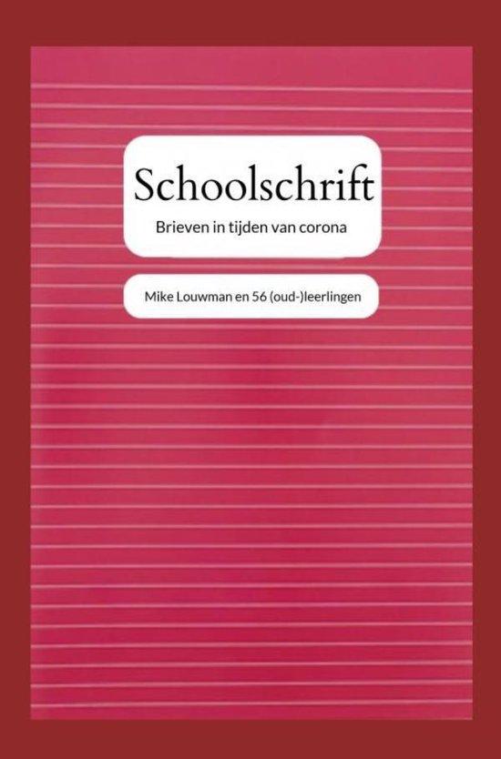 Schoolschrift - Brieven in tijden van corona