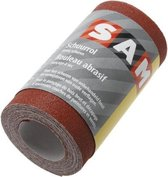SAM schuurpapier op rol - p120