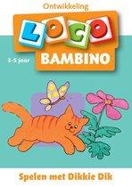 Loco Bambino - Loco bambino, spelen met Dikkie Dik