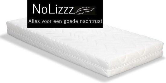 NoLizzz®- 1-Persoons matras 90x200/14