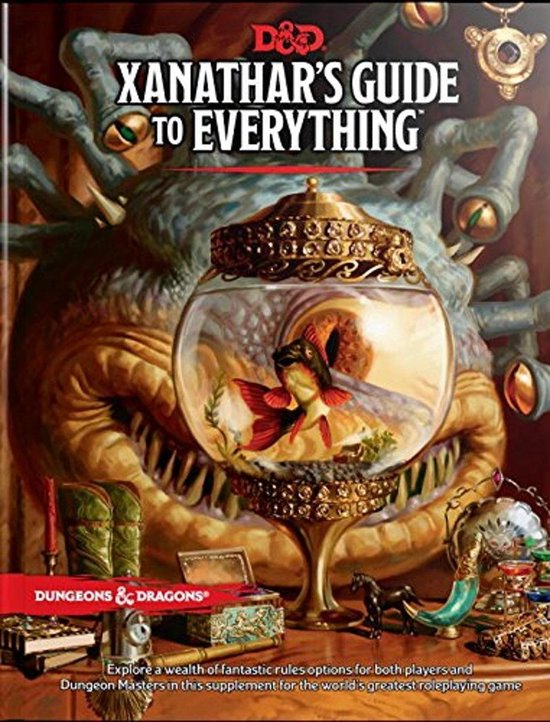 Afbeelding van Xanathars Guide to Everything