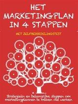Het marketingplan in 4 stappen