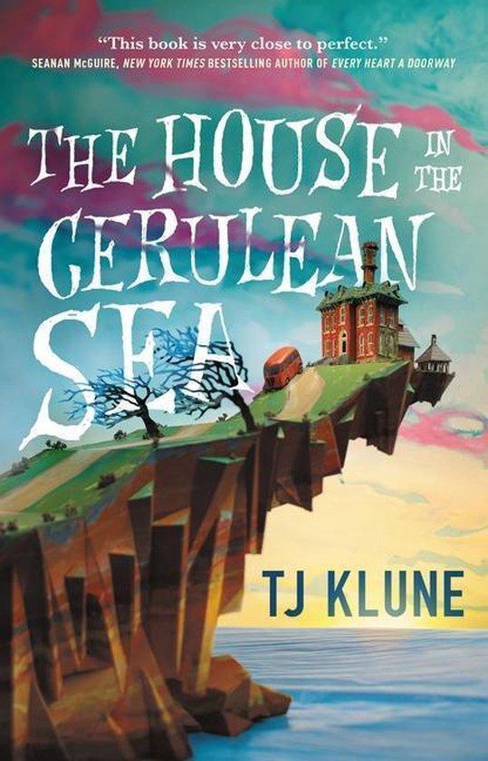 Boek cover The House in the Cerulean Sea van Tj Klune (Hardcover)