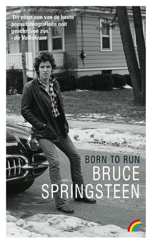 Boek cover Born to Run van Bruce Springsteen (Paperback)