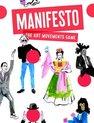 Afbeelding van het spelletje Manifesto! : an art movements card game