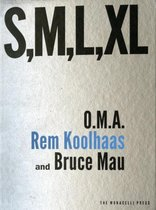 Boek cover S, M, L, Xl van Rem Koolhaas (Hardcover)