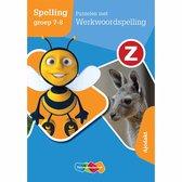 Z-Spelling | Puzzelen met werkwoordspelling | Groep 7-8