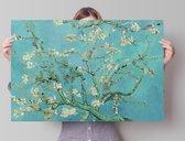 Van Gogh - amandelbloesem - Poster 91.5 x 61 cm