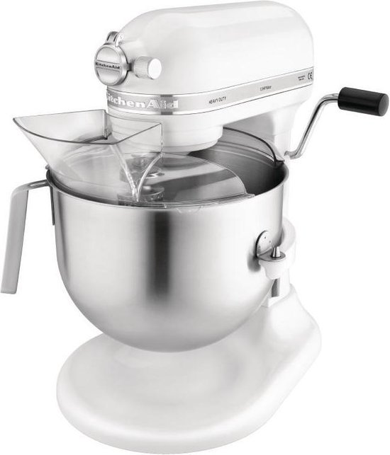 KitchenAid Professional Keukenmachine - Wit