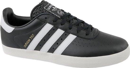 Adidas 350 CQ2779, Mannen, Zwart, Sneakers maat: 44 2/3 EU