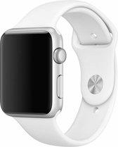 42mm Apple Watch wit sport bandje - 42mm ML