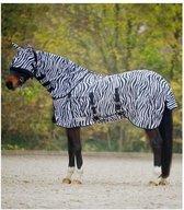 Waldhausen Vliegendeken Zebra Zwart&Wit 195 cm