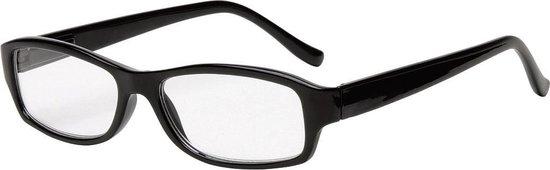 Hama Leesbril Plastic Zwart +1.0 Dpt
