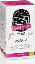 Biologische Maca (60 veggie caps) - Royal Green