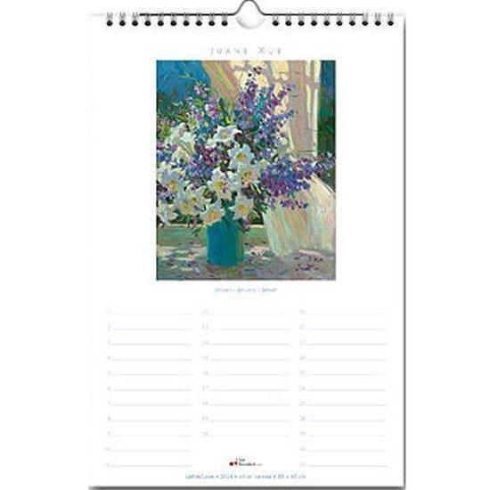 Flowers / Bloemen Verjaardagskalender - Kalenderwereld