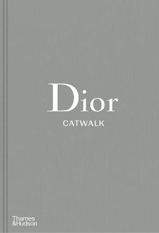 Boek cover Dior: Catwalk van Alexander Fury (Hardcover)
