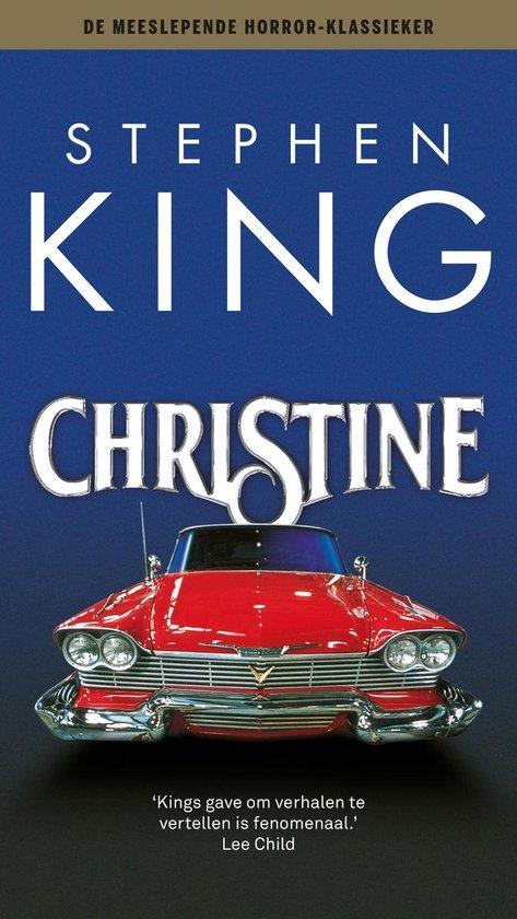 Boek cover Christine van Stephen King (Paperback)