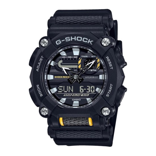 G-Shock GA-900-1AER - Heren - Horloge - 50 mm