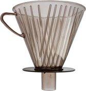 Koffiefilter met Tuit - 4-6 Kopjes - Kunststof
