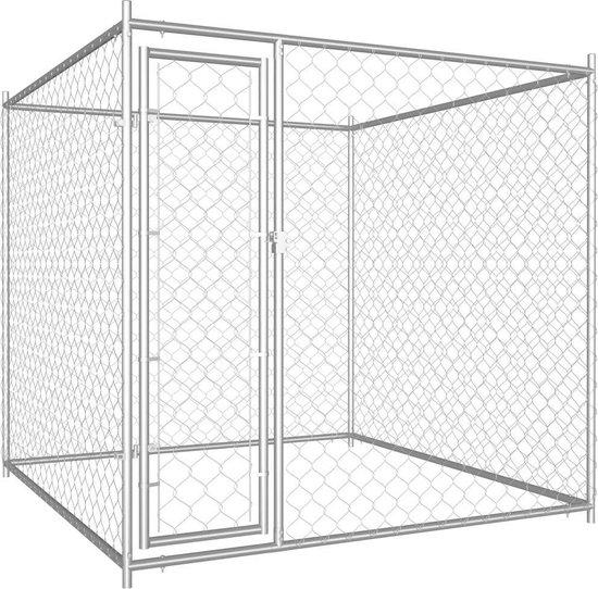 Medina Hondenkennel voor buiten 193x193x185 cm