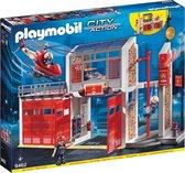 PLAYMOBIL City Action Grote brandweerkazerne