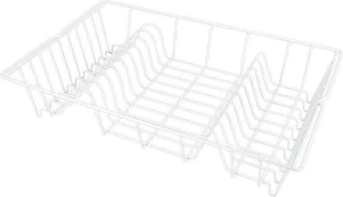 Metaltex - Germatex Afdruiprek - 48x30x10 cm - Wit