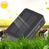 RF-V34 Schapen Koeien Runderen Vee IP67 Waterdicht Solar GSM GPS WiFi-tracking, ondersteuning voor spraakbewaking en anti-verwijder alarm en SOS