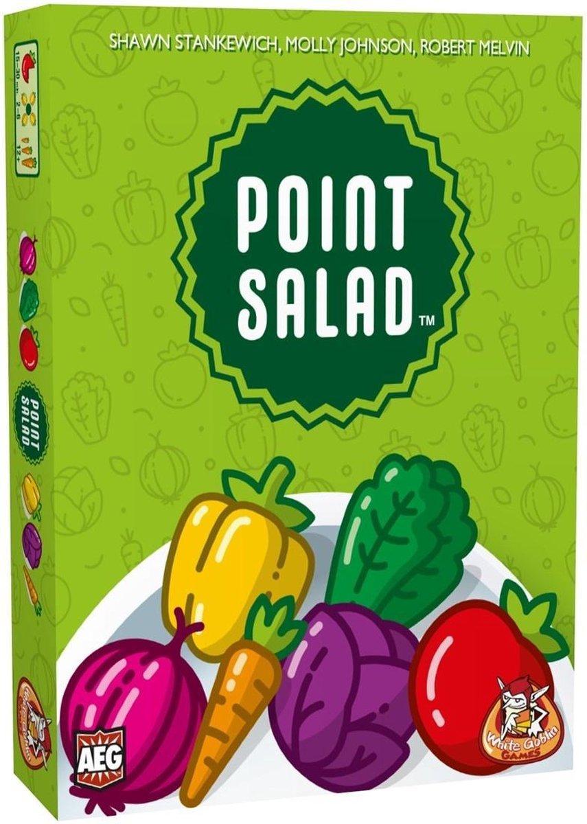 White Goblin Games Kaartspel Point Salad (nl)