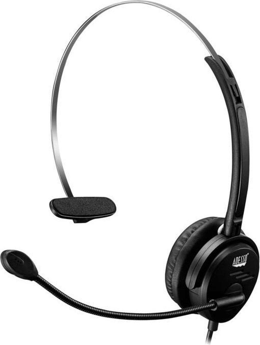 Xtream P1 – Hoofdtelefoon met ingebouwde microfoon – Plug & Play – USB