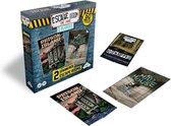 Afbeelding van het spel Escape Room The Game: 2 Spelers Editie